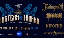 Masters Of Thrash If Performance Hall'de