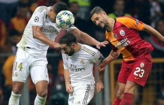 Real Madrid'in Galatasaray maçı kadrosu belli...
