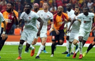 Sivasspor ve Galatasaray 28. randevuda