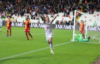 Sivasspor 4-3 Galatasaray